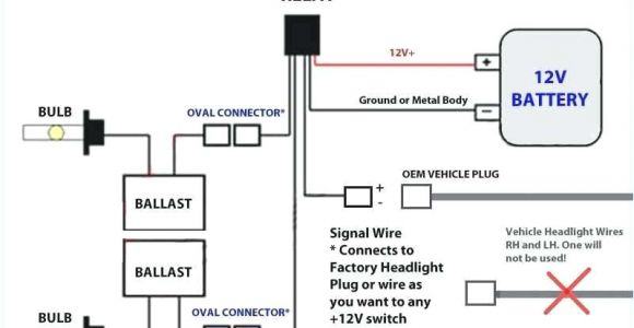 H4 Hid Wiring Diagram Hid Headlight Conversion Wiring Diagram My Wiring Diagram
