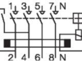 Hager Rcd Wiring Diagram Cda440d Fi Schutzschalter 6 Ka Typ A Hager De
