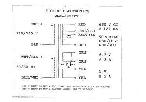 Hammond Power solutions Wiring Diagram Transformer Wire Diagram Hs Wiring Diagram