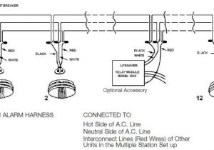 Hardwired Smoke Detector Wiring Diagram Fire Detection Wiring Diagrams Wiring Schematic Diagram