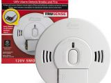 Hardwired Smoke Detector Wiring Diagram Kidde 21028502 Ac Dc Wire In Smoke Alarm Detector with Trusense Technology Front Load Battery Backup Voice Notification Model 2070 Vasr White