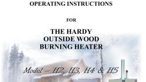 Hardy Wood Furnace Wiring Diagram H2 H3 H4 H5 Hardy Heater