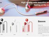 Headphone Wiring Diagram Baseus Enock H06 Lateral In Ear Wire Earphone Black Red Silver