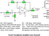 Headphone Wiring Diagram Cmoy Headphone Amplifier Amplifiercircuit Circuit Diagram Schema