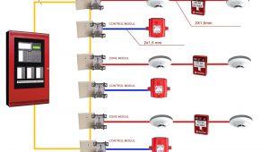 Heat Detector Wiring Diagram Fire Detector Wiring Diagram Wiring Diagram Show