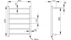 Heated towel Rail Wiring Diagram totaline thermostat Wiring Diagram Ae Be E B X