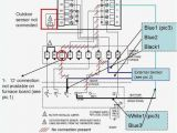 Heating and Cooling thermostat Wiring Diagram Honeywell thermostat Hookup Turek2014 Info