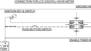 Hobbs Meter Wiring Diagram 160897 Hour Meter