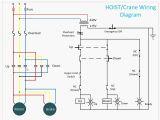 Hoist Pendant Wiring Diagram Hoist Control Circuit Youtube