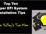 Holley Hp Efi Wiring Diagram top 10 Sniper Efi Installation Tips From Holley S tom Kise