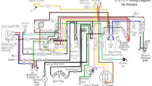 Honda Cb750 Wiring Diagram Cb 7 50 Wiring Diagram Wiring Diagram