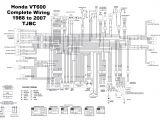 Honda Cbr 600 F2 Wiring Diagram Honda Shadow 600 Wiring Diagram Wiring Diagram for You