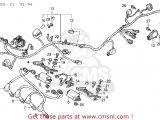 Honda Cbr 600 F2 Wiring Diagram Wrg 1056 2002 Honda Cbr 600 F4i Wiring Diagram