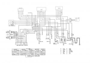 Honda Fourtrax 250 Wiring Diagram 550018 Honda Fourtrax Trx 250 Manual 1985 Wiring Library