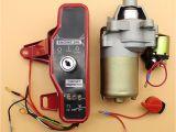 Honda Gx160 Generator Wiring Diagram Starter Motor Ignition Switch Control Box Key Kit Fit Honda
