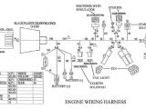 Honda Gx340 Electric Start Wiring Diagram Engine Wiring Harness for Yerf Dog Cuvs 05138 Bmi Karts and Parts