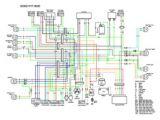 Honda Helix Wiring Diagram Honda 125 Wiring Diagram Wiring Diagram Sample