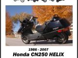 Honda Helix Wiring Diagram Honda Cn250 Helix 1986 2007 Service Manual Media On Demand Overdrive