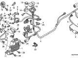 Honda Ruckus Ignition Wiring Diagram Honda Ruckus Fuse Box Wiring Diagram Technic