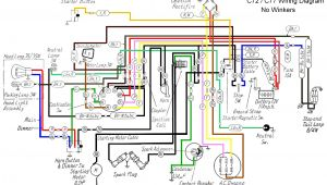 Honda Wiring Diagrams Honda C70 Wiring Wiring Diagram Files