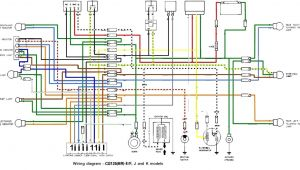 Honda Xrm Wiring Diagram Honda Xrm Wiring Diagram Wiring Diagram New