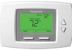 Honeywell 24 Volt thermostat Wiring Diagram Honeywell Tb8575a1000 Suitepro 24 Vac 2 or 4 Pipe 3 Speed Fan Coil thermostat with Manual Auto Heat or Cool Changeover