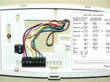 Honeywell 24 Volt thermostat Wiring Diagram Wire thermostat Diagram Images Of 5 Wire thermostat Diagram