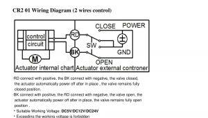 Honeywell Actuator Valve Wiring Diagram Wrg 4671 Wiring Diagram for Actuator