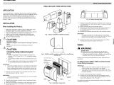 Honeywell Fan Center Wiring Diagram Honeywell He365b1004 User Manual Humidifier Manuals and
