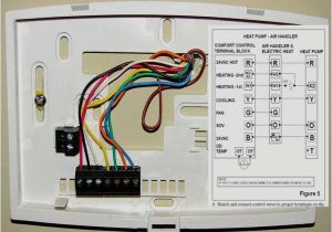 Honeywell Rth3100c Wiring Diagram Honeywell Rth3100c Wiring Diagram 5 Wire thermostat Wiring Diagram