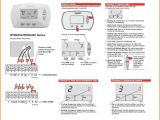Honeywell thermostat Wiring Diagram 2 Wire Rth6350 Wiring Diagram Wiring Diagram
