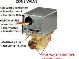 Honeywell V8043 Wiring Diagram Hot Water Zone Valve Wiring Wiring Diagram Show
