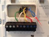 Honeywell Wifi thermostat Wiring Diagram C Wire issue What if I Don T Have A C Wire