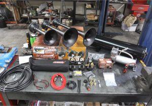 Horn Tech Train Horn Wiring Diagram Get Loud Installing Kleinn Air Horns Biggest Train Horn