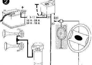 Horn Tech Train Horn Wiring Diagram Hr 0860 Air Horn Wiring Diagram Installation Instructions