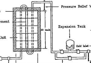 Hot Water Tank Wiring Diagram Schematic Diagram Of Sensible Heat Storage Electric Water