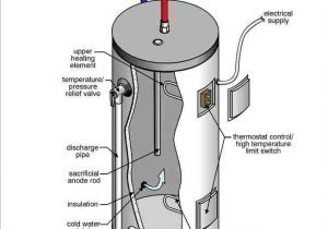 Hot Water Tank Wiring Diagram Water Heater Timers