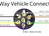 How to Wire 7 Way Trailer Plug Diagram Reese Wiring Diagram Wiring Diagrams
