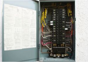 How to Wire A Garage Sub Panel Diagram How to Install A 240 Volt Circuit Breaker