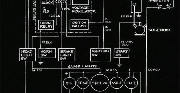 How to Wire A Hot Rod Diagram A Hot Rod Wiring Diagram Wiring Diagram Name