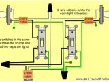 How to Wire A Light with Two Switches Switch Diagram Schematic Wiring A Second Wiring Diagram Technic