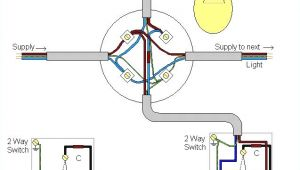 How to Wire A Light with Two Switches Switch Diagram Wiring Fluorescent Lights 2 Lights 2 Switches Diagram Unique Wiring