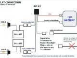 How to Wire A Relay Diagram Hid Light Relay Diagram Wiring Diagram Meta