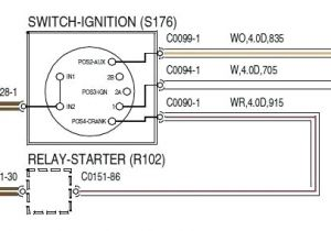 How to Wire A Starter Switch Diagram 6 Terminal Ignition Switch Wiring Downloads Full Medium Rhfmaqvn Info