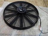 How to Wire Dual Electric Fans Diagram How to Install An Electric Fan On Chevy 350 Small Block Youtube
