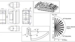 How to Wire Pir Sensor Diagrams 5800pir Od Security Canada