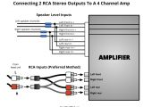 How to Wire Speakers to Amp Diagram Boss 2 Channel Wiring Diagram Wiring Diagram Review