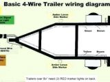 How to Wire Trailer Lights 4 Way Diagram Turn Signal Side Marker Lights Wiring Diagram Auto Wiring Diagram