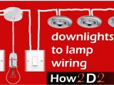 How to Wire Up Spotlights Diagram Wiring Downlights to Existing Light Along with Led Downlight Wiring