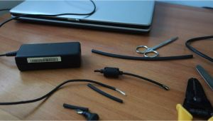 Hp Laptop Charger Wire Diagram D How to Fix A Laptop Charger Cable and Plug D Youtube